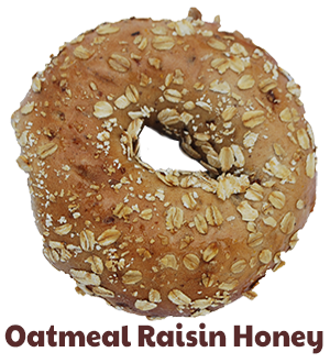 Oatmeal Raisin Honey